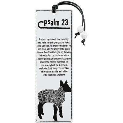Psalm 23 Bookmark  -