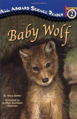 Baby Wolf  -     By: Mary Batten