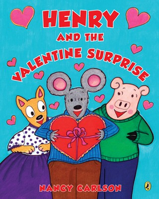 Henry and the Valentine Surprise  -     By: Nancy Carlson