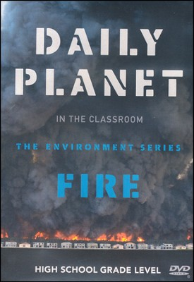 Daily Planet in the Classroom: Fire DVD   -