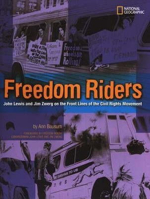 Freedom Riders   -     By: Ann Bausum