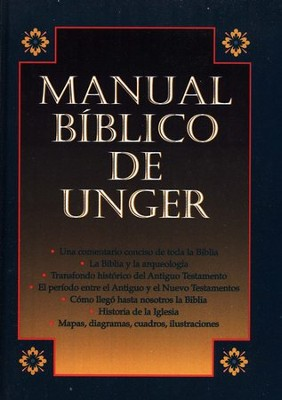 Manual Bíblico de Unger  (Unger's Bible Handbook)  -     By: Merrill F. Unger