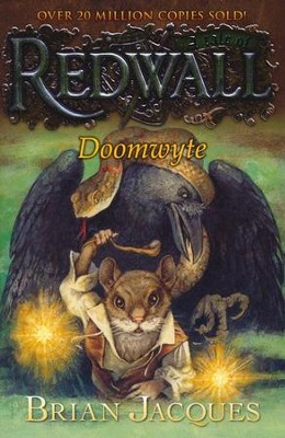 #20: Doomwyte: A Tale of Redwall  -     By: Brian Jacques