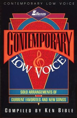 Contemporary Low Voice  -     By: Ken Bible