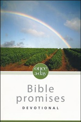 Once-A-Day Bible Promises Devotional, NIV  -     By: Zondervan