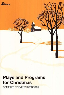 Plays & Programs for Christmas  -     By: Evelyn Stenbock