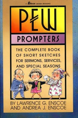 Pew Prompters  -     By: Lawrence Enscoe
