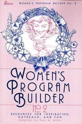 Women's Program Builder # 2  -     By: Paul Miller