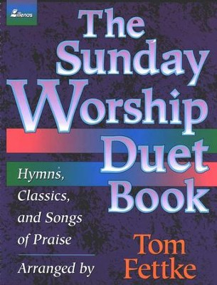 The Sunday Worship Duet Book   -