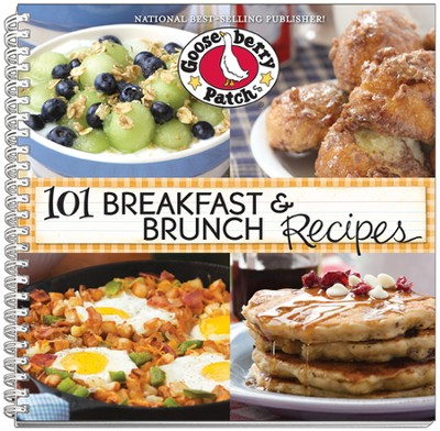 101 Breakfast & Brunch Recipes    -
