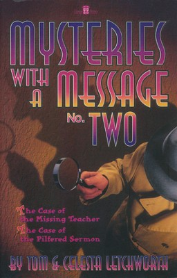 Mysteries with a Message, # 2  -