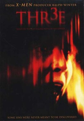 Thr3e, DVD   -     By: Ted Dekker