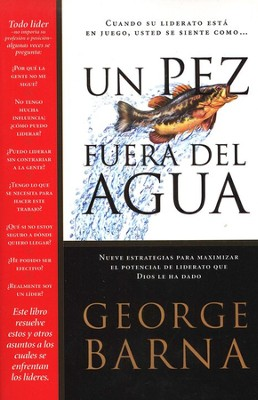 Un Pez Fuera del Agua  (A Fish Out of Water)   -     By: George Barna
