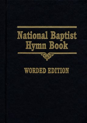 National Baptist Hymn Book, Words Only  -