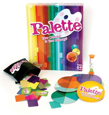 Palette Game   -