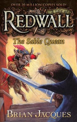 #21: The Sable Quean  -     By: Brian Jacques