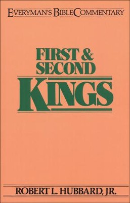 1 & 2 Kings: Everyman's Bible Commentary  -     By: Robert L. Hubbard Jr.