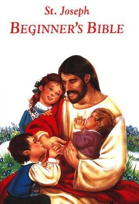 St. Joseph Beginner's Bible, hardcover  -     By: Rev. Lawrence Lovasik
