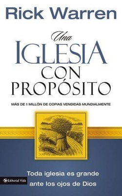 Una Iglesia con Proposito - eBook  -     By: Rick Warren