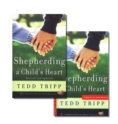 Shepherding a Child's Heart Pack, 2 Volumes   -     By: Tedd Tripp