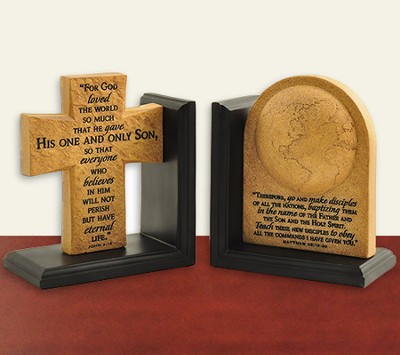 The Great Commission Bookends  -