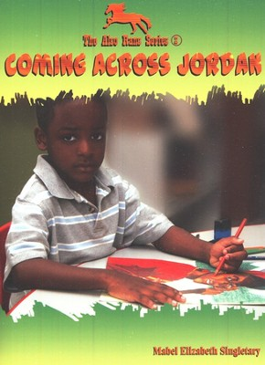 #2: Coming Across Jordan  -     By: Mabel Elizabeth Singletary