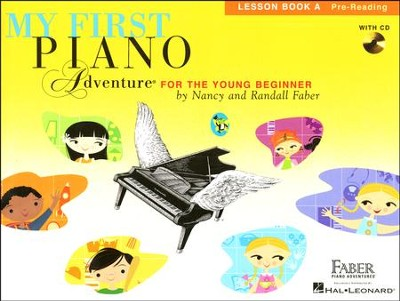 My First Piano Adventure-Lesson A (Book/CD)   -