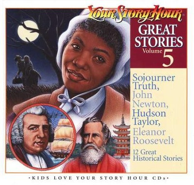 Great Stories Volume #5 - Audiobook on CD            -