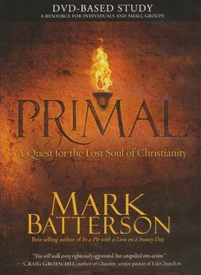 Primal: DVD-Based Study   -     By: Mark Batterson