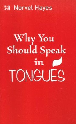 Why You Should Speak   -     By: Norvel Hayes