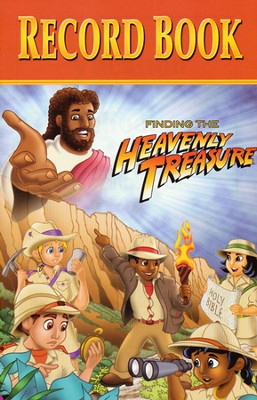 Heavenly Treasure VBS Record Book  -