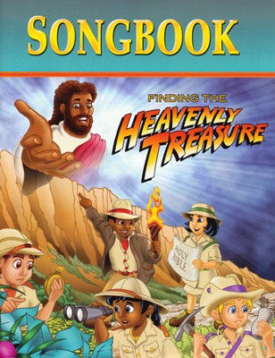Heavenly Treasure VBS Songbook  -
