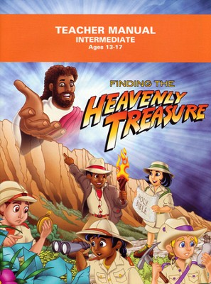 Heavenly Treasure VBS Intermediate Teacher Manual  -