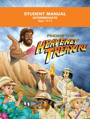 Heavenly Treasure VBS Intermediate Student Manual  -