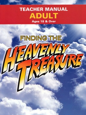 Heavenly Treasure VBS Adult Teacher Manual  -