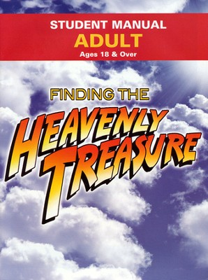 Heavenly Treasure VBS Adult Student Manual  -