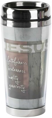 Faithfulness Travel Mug  -