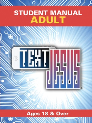 Text Jesus VBS Adult Student Manual  -