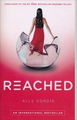 Reached   -     By: Ally Condie