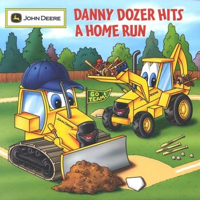 Danny Dozer Hits a Home Run   -     By: Dena Neusner