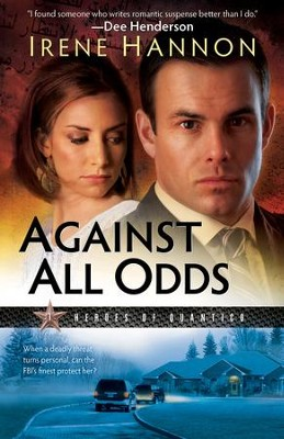 Against All Odds, Heroes of Quantico Series #1 -eBook   -     By: Irene Hannon
