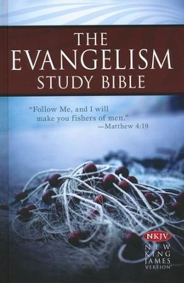 NKJV Evangelism Study Bible   -     By: Evantell Inc.