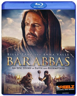 Barabbas: An Epice Story of Faith and Redemption, Blu-ray   -