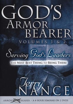 God's Armorbearer Vols. 1 & 2, DVD   -     By: Terry Nance