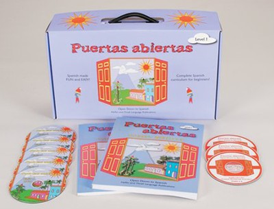 Puertas Abiertas (Open Doors) Spanish Kit   -     By: Jenifer Thrall Heflin