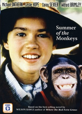 Summer of the Monkeys   -