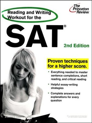 Reading and Writing Workout for the SAT, 2nd Edition  -     By: Princeton Review
