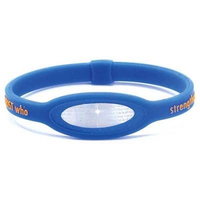 iPower Bracelet, Blue, Small  -