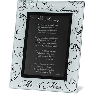 Our Anniversary Photo Frame  -