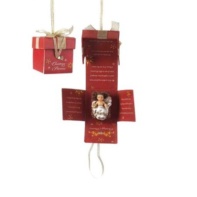 Christmas Presence Ornament  -